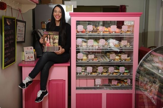 Ady Cakes founder dares you to bake