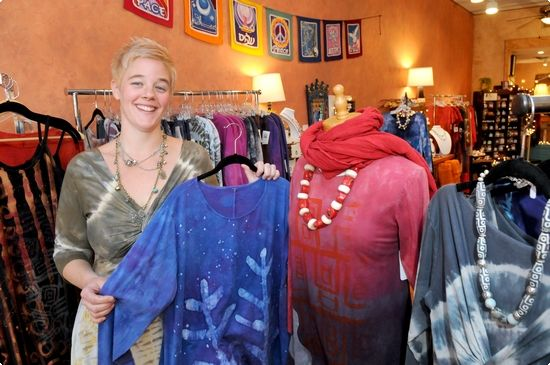Allison Clothing Co. finds warm reception, home in West Reading