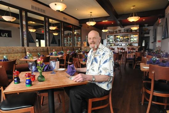 Nearly a year after fire, Bistro 614 returns