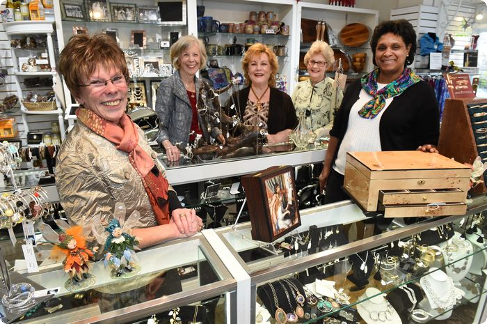 It's a Gift! Woman's Exchange marks 50 years