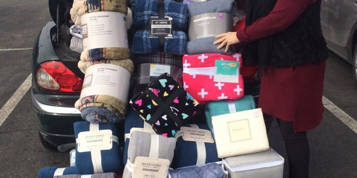 From the Heart Blanket Drive